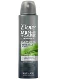 DARČEK Dove Men + Care Elements Minerals + Sage antiperspirant sprej pre mužov 150 ml