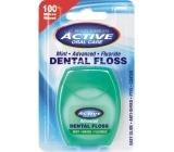 Beauty Formulas Dentálna niť Zelená 100 m