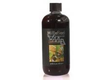 Millefiori Milano Natural Sandalo Bergamotto - Santalové drevo a bergamot Náplň difuzéra pre vonná steblá 500 ml