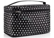 Diva & Nice Polka Dot 4 kosmetická kabelka s uchem 20 x 11,5 x 12,7 cm