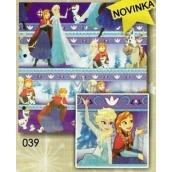 Nekupto Baliaci papier vianočné pre deti Ľadové kráľovstvo 0,7 x 2 m 039 BLI