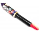 King Power raketa pyrotechnika strednej CE2 1 kus II. triedy nebezpečenstva predajné od 18 rokov!