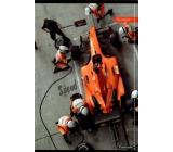 Ditipo Zošit Premium Collection A5 linajkový Formule 14,5 x 20,5 cm 3415003