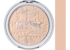 Catrice All Matt Plus Shine Control Powder púder 010 Transparent 10 g