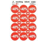 Arch Slevové etikety -40% 254-R