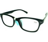 Berkeley Čítacie dioptrické okuliare +3,50 čierne 1 kus MC2079