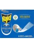 Raid elektrický odparovač a vankúšiky proti komárom 1 odparovač + 10 vankúšikov
