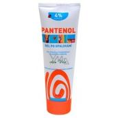 Mika Pantenol 4% s Aloe Vera gél po opaľovaní 100 ml