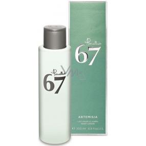 Pomellato 67 Artemisia telové mlieko unisex 200 ml