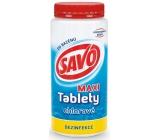 Savo Maxi Chlórové tablety do bazéna dezinfekcia 1,4 kg exp.4 / 2019