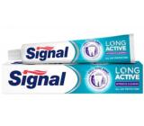 Signal Long Active Intensive Cleaning zubná pasta s antibakteriálnymi účinkami 75 ml