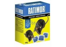Ratimor Fresh Bait mäkká nástraha vo forme samoobslužných sáčkov určená k ničeniu hlodavcov 150 g