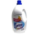 Lanza Fresh & Clean Color gél tekutý prací prostriedok na farebnú bielizeň 90 dávok 4,5 l