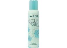 La Rive Aqua Bella dezodorant sprej pre ženy 150 ml