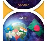 Albi Vedomostné pexeso - Vlajky Ázie vek 12+