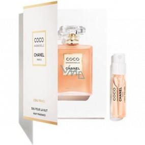 Chanel Coco Mademoiselle L'eau Privée toaletná voda pre ženy 1,5 ml vialka