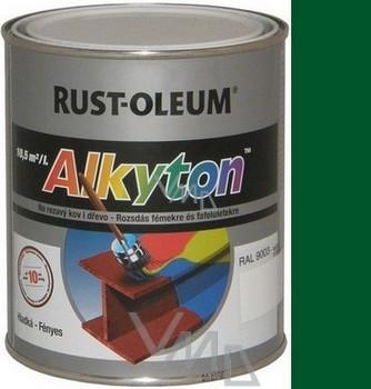 Alkydová barva na kov