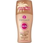 Dermacol Sun Milk SPF15 Vodeodolné mlieko na opaľovanie 200 ml sprej