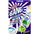 Cillit Bang Click Gel Pine Force gelový čistič Wc 4 x 5 g