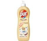 Pur Gold Care Coconut Milk prostriedok na umývanie riadu 700 ml