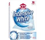 K2r Intensive White Intenzivní bílá 10 ubrousků