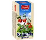 Apotheke Na imunitu s kustovnicí čaj 20 x 2 g
