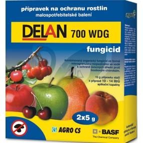Agro Delan 700WDG prípravok na ochranu rastlín 2x5 g