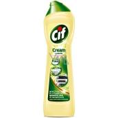 Cif Cream Lemon tekutý piesok 250 ml
