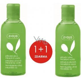 Ziaja Oliva micelárna voda pre suchú a normálnu pokožku 2 x 200 ml, duopack