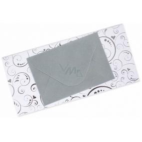 Albi Čokoláda s vreckom na peniaze Svadobné Deluxe 15,4 cm × 7,3 cm × 1 cm 85 g