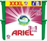 Ariel 3v1 Touch of Lenor Fresh gelové kapsle na praní prádla 56 kusů 1674,4 g