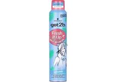 Got2b Fresh it Up Volume suchý šampon pro objem 200 ml