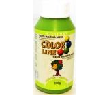 Kittfort Color Line tekutá malířská barva Hrášková 100 g