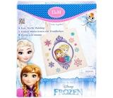 Disney Frozen sada pre maľovanie na textil, tašku