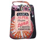 Albi Skladacia taška na zips do kabelky s menom Gabča 42 x 41 x 11 cm