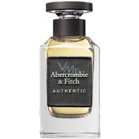 Abercrombie & Fitch Authentic Man toaletní voda 100 ml Tester