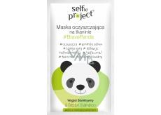Selfie Project čistiaca textilné maska BravaPanda 15ml