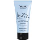 Ziaja Jeju SPF 10 Pleťová krémová pena na tvár s protizápalovými a antibakteriálnymi účinkami 50 ml