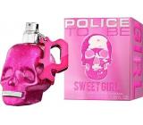Police To Be Sweet Girl toaletná voda pre ženy 40 ml