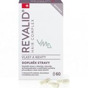 Revalid Hair Complex doplnok stravy pre vlasy a nechty 60 kapslí