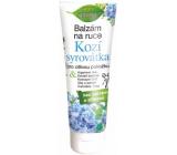 Bion Cosmetics Kozí srvátka balzam na ruky pre citlivú pokožku 205 ml