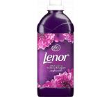 Lenor Amethyst & Floral Bouquet vôňa pivoniek a planých ruží avivážny prostriedok 36 dávok 1080 ml