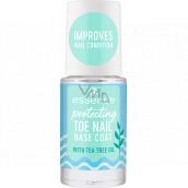 Essence Protecting Toe Nail Base Coat ochranná podkladová báza s Tea Tree olejom 8 ml