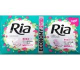Ria Ultra Normal Plus Waterlily hygienické vložky 2 x 10 kusov