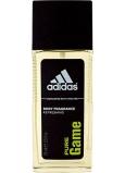 Adidas Pure Game parfémovaný deodorant sklo pro muže 75 ml