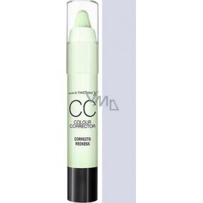 Max Factor CC Colour Corrector Corrects Dullness korektor pro neutralizaci nevýrazné pleti, mdlého odstínu 03 Lilac Brightener 3,3 g