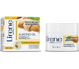 Lirene Mandlový olej Hydratační zjemňující vyživující denní i noční krém 50 ml