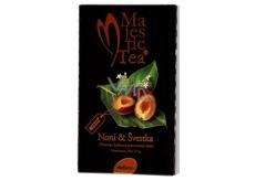 Biogena Majestic Tea Noni & slivka ovocný čaj 20 x 2,5 g