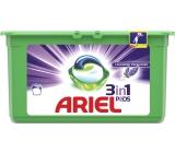 Ariel 3v1 Lavender Freshness gélové kapsule na pranie bielizne 28 kusov 756 g