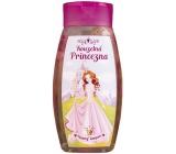 Bohemia Gifts & Cosmetics Kids Kouzelná princezna šampon na vlasy pro děti 250 ml